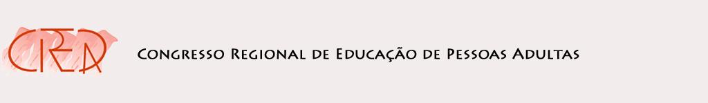 Congresso Regional de Educacao de Jovens e Adultos